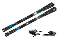 Rossignol Pursuit 12 Ti Skis with Xeluim 110 S Bindings 2014