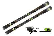 Rossignol Experience 76 CA Skis with Xelium 110 L Bindings 2014
