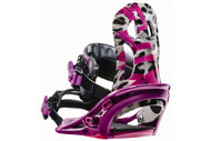 Flux GU Women's Snowboard Bindings 2014