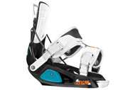 Flow Micron Kids Snowboard Bindings 2014