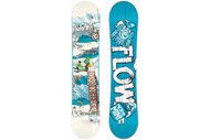 Flow Micron Mini Youth Snowboard 2014