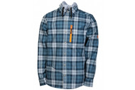 686 Logger Plaid Tech Shacket 2014