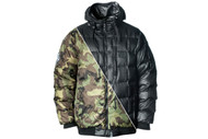 Saga Jekyll and Hyde Reversible Down Puffy Jacket 2014
