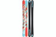 4Frnt Click! Park Series Skis 2014