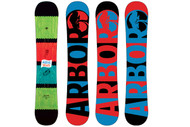 Arbor Draft Snowboard 2014