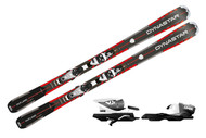 Dynastar Outland 80 XT Skis with Look NX 12 Fluid Bindings 2014