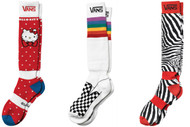 Vans Classic Heavyweight Women's Snow Socks 2014