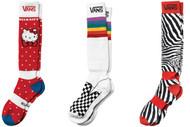 Vans Classic Heavyweight Women's Snow Socks 2014