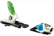 Look PX 10 Wide Blue/Green Ski Bindings 2014