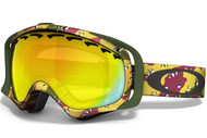 Oakley Tanner Hall Signature Series Crowbar Goggles 2014