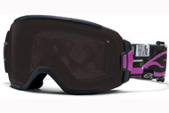Smith Vice Goggle-Stevens Tape Deck with Blackout Lens 2014