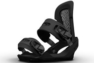 Switchback All Black Combo Snowboard Bindings 2014