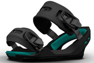 Switchback No-Back Snowboard Bindings 2014