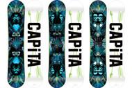 Capita Indoor Survival Snowboard 2014