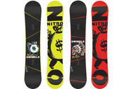 Nitro Swindle Snowboard 2014
