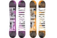 Nitro Haze Snowboard 2014
