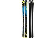 Salomon X-Race + Race Plate XX Skis 2014