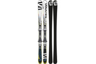 Salomon 24 Hours Max Skis with Z12 Bindings 2014