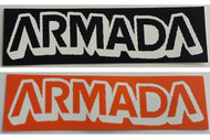 Armada 5in Logo Sticker 2014