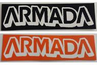 Armada 5in Logo Sticker 2014