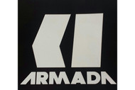 Armada 5in Die Cut Sticker 2014