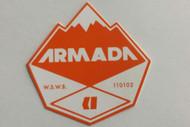 Armada Sierra Sticker 2014
