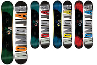 Salomon Drift Rocker Snowboard 2014
