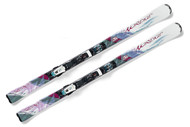 Nordica Elexa Evo Women's Skis with Integrated Bindings 2014