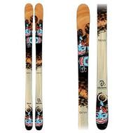 Icelantic Nomad RKR Skny Skis 2014