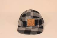 CYL Elmer Fudd Plaid 5 Panel Hat 2014