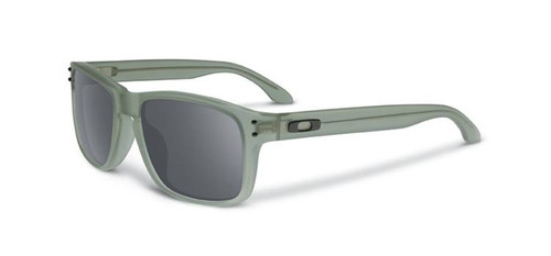 Satin Olive/Grey