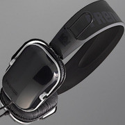 Frends The Light Wire Headphones - Black