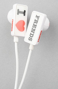 Frends The Clip Headphones - I Love Frends