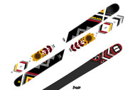 Armada TSTw Women's Skis 2015