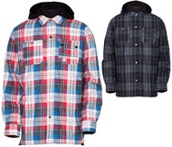 Armada Reading Flannel Hoody 2015