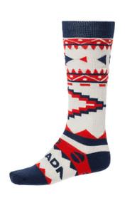 Armada Double Diamond Lightweight Merino Women's Socks 2015