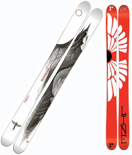 Line Mr. Pollards Opus Skis 2015