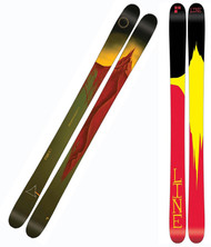 Line Sir Francis Bacon Skis 2015
