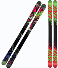 Line Chronic Skis 2015