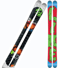 Line Traveling Circus Skis 2015