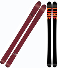Line Supernatural 108 Skis 2015