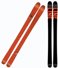 Line Supernatural 92 Skis 2015