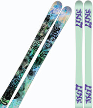 Line Tease Women's Skis 2015