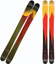 Line Sir Francis Bacon Shorty Jr Skis 2015