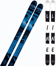 Line Super Hero Jr Skis 2015