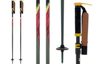 Line Pollard's Paint Brush Ski Poles 2015