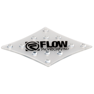 Flow Stomp Pad RHOMB Mat 2015