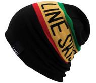 Line Rasta Beanie 2015