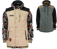 Saga Puffy Vest & Poly Jacket Combo 2015