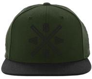 Saga Crest Snapback Hat 2015